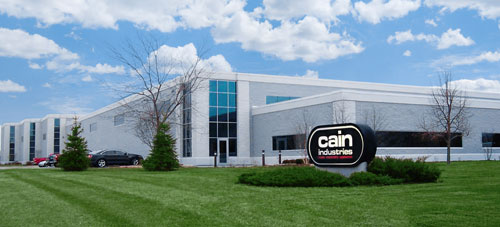 Cain Building